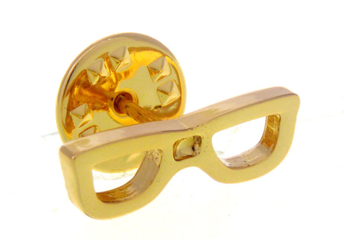 Glasses Frames The Brooch  Gold Luxury The Brooch The Brooch Hipster Wear Wholesale & Customized  CL955828