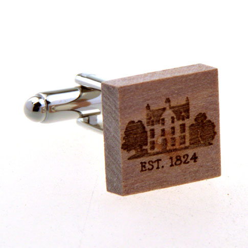 EST. 1824 Cufflinks  Khaki Dressed Cufflinks Gem Cufflinks Flags Wholesale & Customized  CL656242