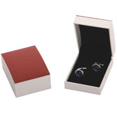Imitation leather + Plastic Cufflinks Boxes  Multi Color Fashion Cufflinks Boxes Cufflinks Boxes Wholesale & Customized  CL210490