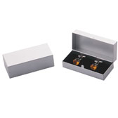 Alloy Cufflinks Boxes  Black White Cufflinks Boxes Cufflinks Boxes Wholesale & Customized  CL210602