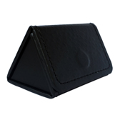 Leather + Plastic Cufflinks Boxes  Black Classic Cufflinks Boxes Cufflinks Boxes Wholesale & Customized  CL210634