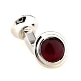 Purple Romantic Cufflinks Gem Cufflinks Wholesale & Customized  CL660346