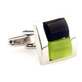 Multi Color Fashion Cufflinks Gem Cufflinks Wholesale & Customized  CL661088