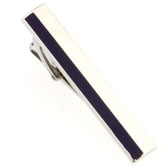 Blue Elegant Tie Clips Onyx Tie Clips Wholesale & Customized  CL860785