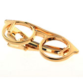 Gold Luxury Tie Clips Metal Tie Clips Hipster Wear Wholesale & Customized  CL850924