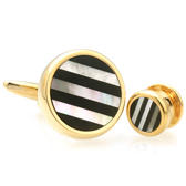 The collar Suit Cuff Links  Gold Luxury Suit Cuff Links Suit Cuff Links Wholesale & Customized  CL971117